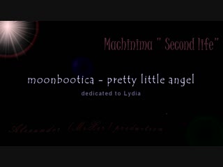 Pretty_little_angel [Machinima Second Life]