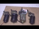 Wiper Motor Load Test - Silecek Motoru Ağırlık Testi