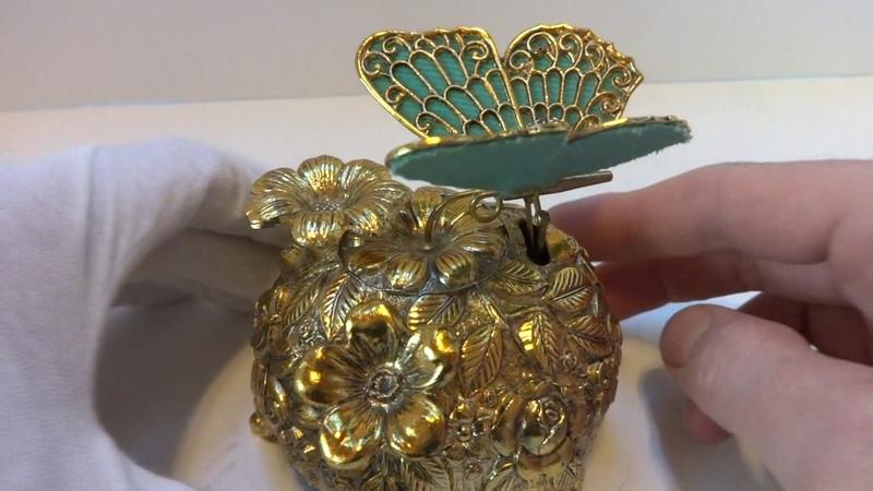 Butterfly Flower Automaton