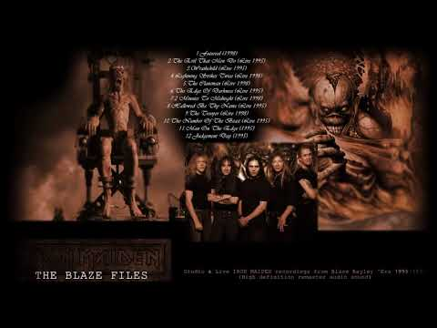 Iron Maiden. The Blaze Files (Full album 2)