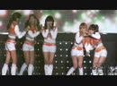 100220 [Fancam] T-store THE BLAST SUPER CONCERT SNSD - Girls' Generation (Yuri, Sooyoung)