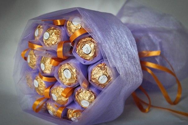 Банты из подарочных лент своими руками