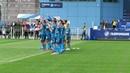 Игроки молодежки Зенита и фанаты - Зенит-м 2-1 Тамбов-м