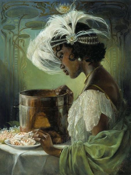 Персонажи Disney попали на классические полотна, и это невероятно Американская художница Хизер Тойрер (Heather Theurer) пишет картины, вдохновляясь работами знаменитых мастеров эпохи Ренессанса