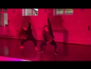 Choreography Lights Out class
