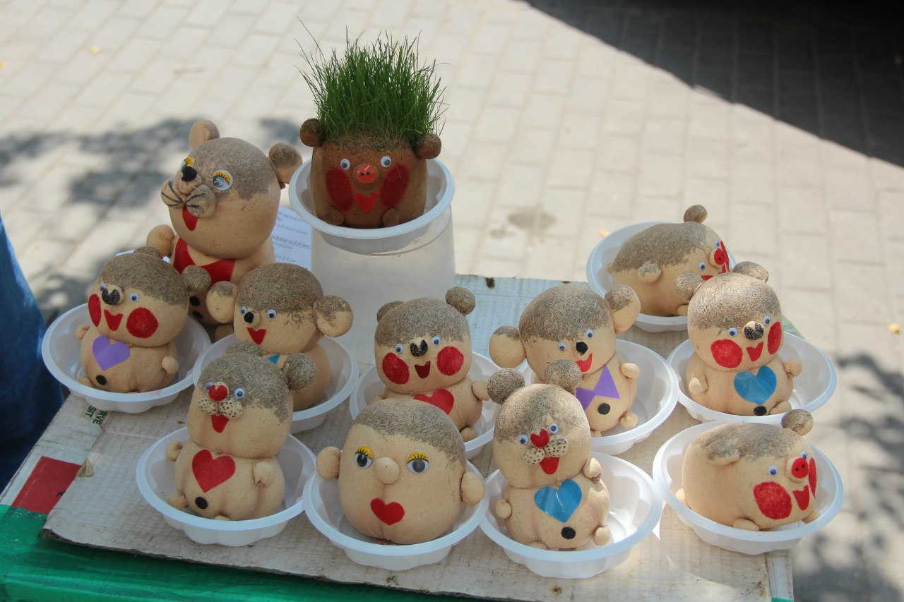 Экологические игрушки своими руками