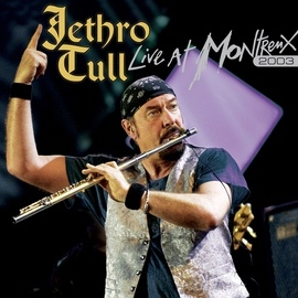 Jethro Tull альбом Live At Montreux 2003