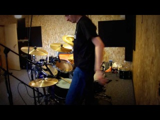 Death-grind drumming # 4