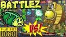 Plants vs. Zombies 2 - BATTLEZ Zoybean Pod Friends vs. Zomboss (Ep.489)