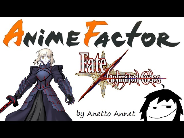 Anime Factor 2014 - Fate Unlimited Codes