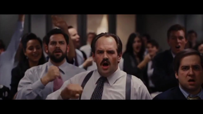 The Wolf of Wall Street Eclectic Method Chest Thump Mix