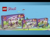 LEGO Friends 2014 Partial Box Art