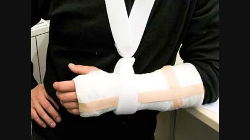 Сломал ноготь в аварии