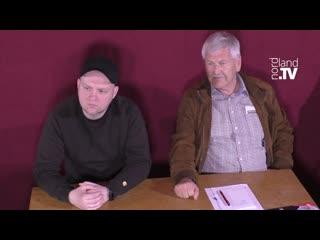 Udo Voigt - Sven Skoda / Die Europakandidaten der NPD und Die Rechte