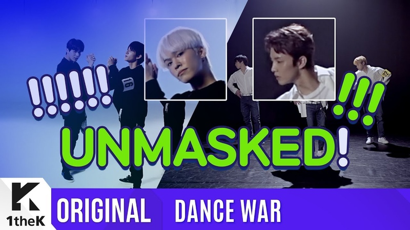 [13.11.2018] ASTRO Rocky - Round 2 :CLAP vs DON'T WANNA CRY (Unmasked Full ver.) @ DANCE WAR