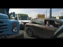 ЗИЛ 130 против BMW X6 M в городе / Тюнинг Зил 130 / Зил 130 с движком от БМВ