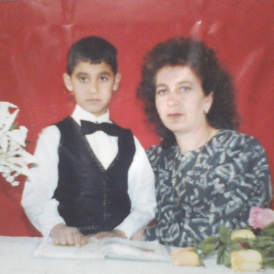 Миша Мстоян, 9 ноября 1991, Калининград, id192972744