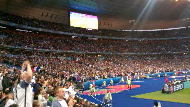 France - Islande - Euro 2016 : Qui ne saute pas n'est pas Français