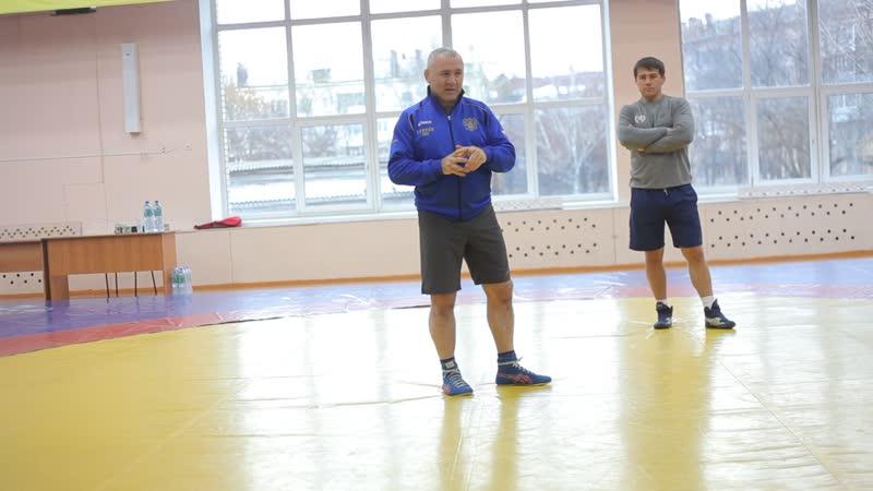 Мастер-класс М.Ф.Искандаряна