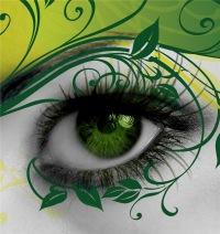 фото зеленых глаз красивых