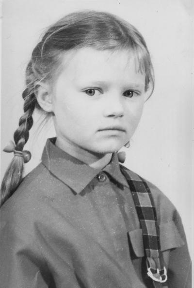 Наташа Быкова, 28 октября 1980, Санкт-Петербург, id3102558
