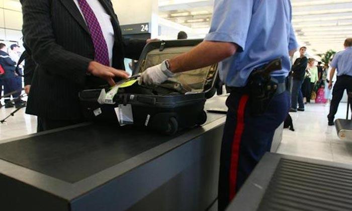 Схема мошенничества в аэропорту