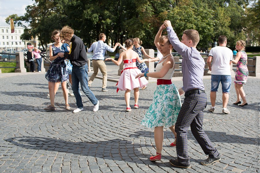 Петербург Танцующий Буги-Вуги