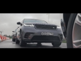 Новый Range Rover Velar | Демонстрация в центре Jaguar Land Rover Experience