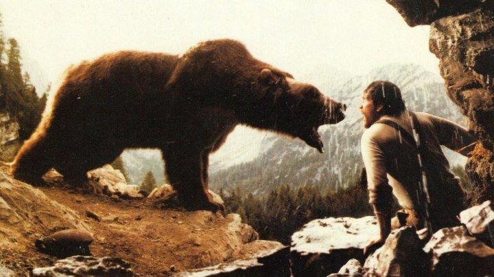 Медведь HD(приключенческий фильм, фильм-драма)1988 (12)