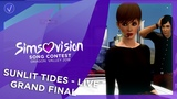 Abby - No Roots - Sunlit Tides - LIVE - Grand Final - Simsovision 2018