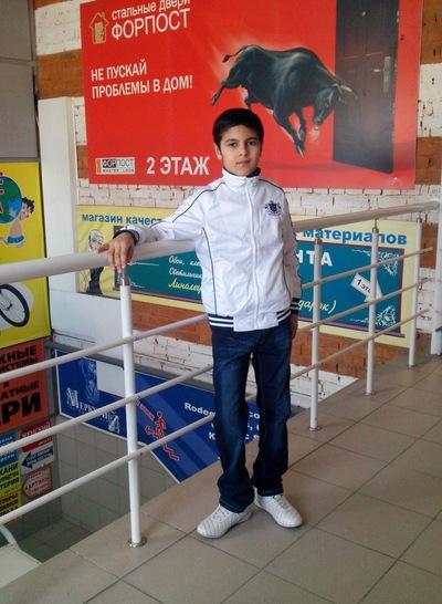 Хаял Мустафаев, 9 марта 1990, Новосибирск, id209287266