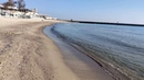 На берегу моря. Одесса пляж Аркадия.
