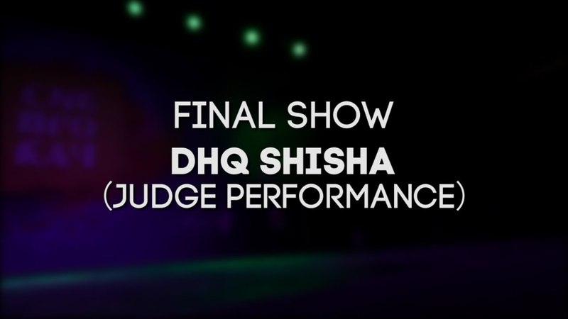 DHQ SHISHA France JUDGE PERFORMANCE FINAL SHOW SIBPROKACH 2018