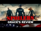 Captain America 2 Movie Review - SPOILERS Beyond The Trailer