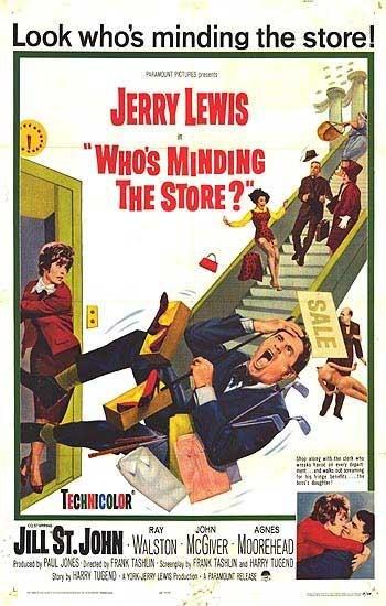 Lío en los grandes almacenes