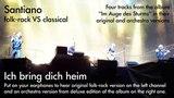 Santiano - Im Auge des Sturms - Folk-rock VS classical