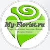 My-florist.ru - Искусственные цветы & Декор