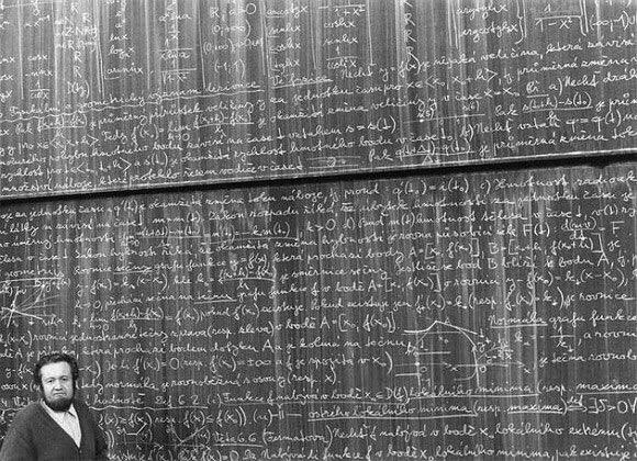 История из жизни советских математиков