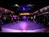To The Beat 2 vs 2 oll style battle Lussy Sky and Teo showcace