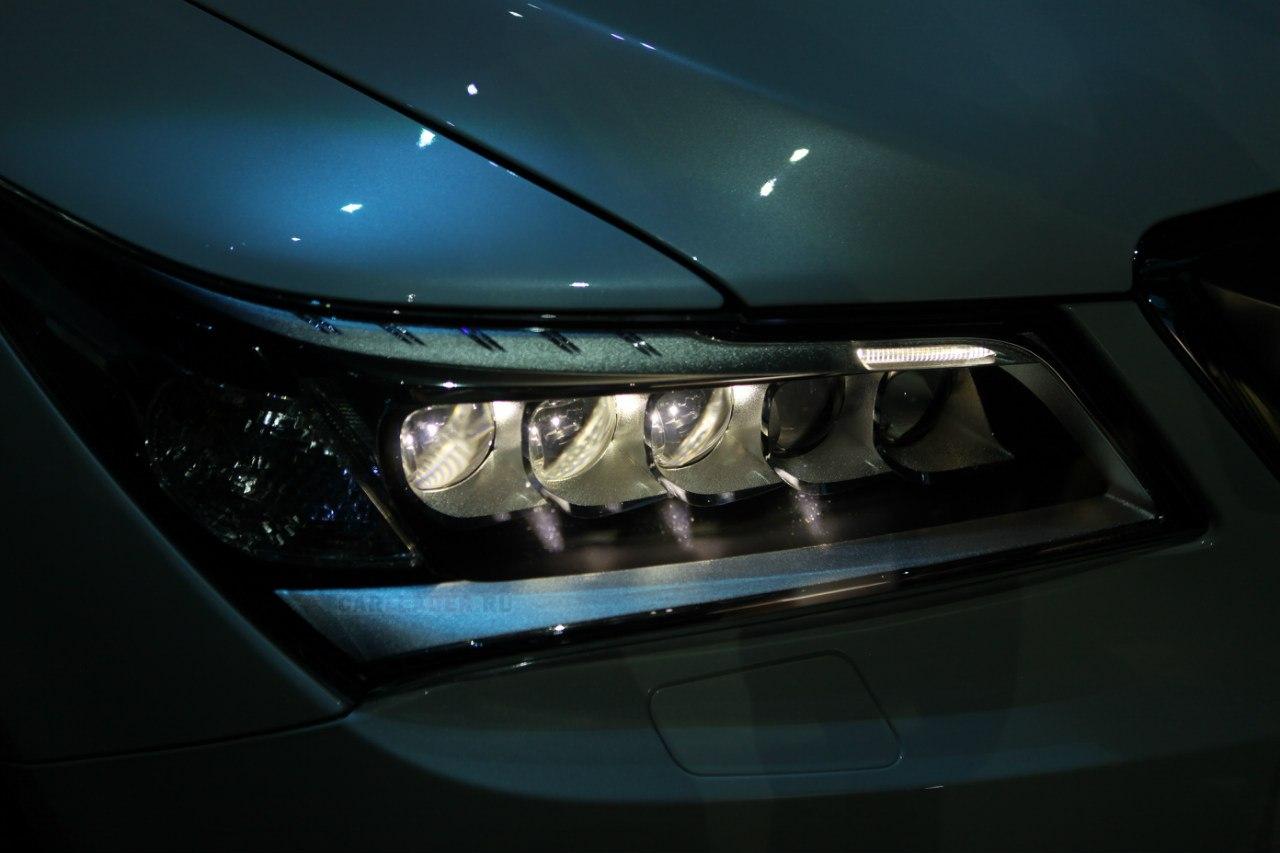 Фары Acura MDX