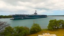 Time-Lapse of Ships Entering Pearl Harbor for RIMPAC 2018