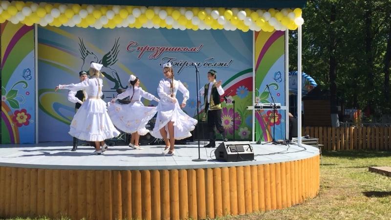 Шоу балет Версаль-Татарский танец