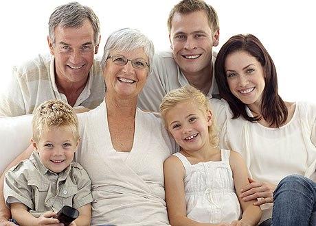 … и нет блага выше чем семья