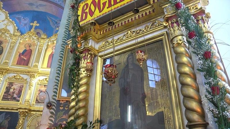 Престольный праздник в Свято Варваринском кафедральном соборе отметили 17 декабря
