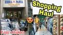 Heera Panna Shopping Centre Haul / Bags,Belts,watches,Hair Straightener