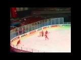 Чемпионат мира по хоккею 1987, Вена, групповой этап, СССР-США, 11-2, 2 место, Мыльников Сергей