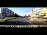 Супер Подборка МОТО дтп и аварий За Июль 2014 №3