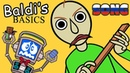 BALDI'S BASICS SONG Ruler of the School ► Fandroid The Musical Robot RUS SUB