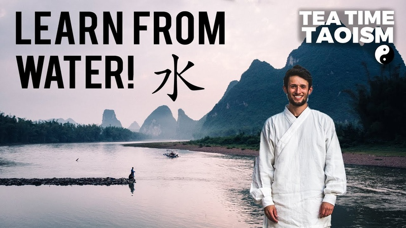 Be Like Water! - 6 Tips to Becoming More Flexible and Generous - Tea Time Taoism