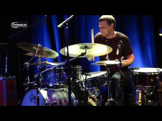 Drumsolo Keith Carlock w/ Mike Stern drumcam